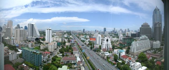 Bangkok Panoramic View